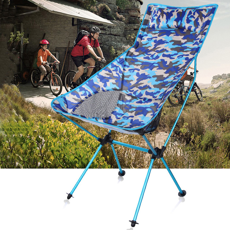 Camouflage Portable Folding Camping Chair Fishing Chair 600D Oxford Cloth Lightweight Seat for Outdoor Picnic BBQ Beach With Bag все цены