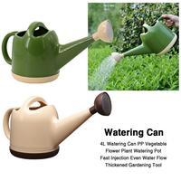 Suprimentos de Jardinagem 4L PP Polvilhado Pote Potes Vegetais Varanda Planta Rega Flor Pode Aspersão Para Irrigação Do Jardim|Galão de água| |  -
