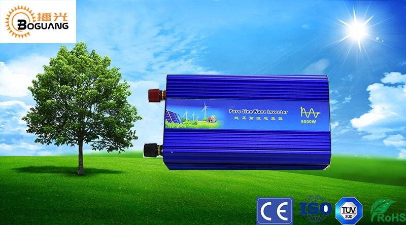 Xinpuguang 500W inverter pure sine wave off grid solar panel kits PSW 12V 24V DC to 220V 110V AC outdoor RV Marine home camping