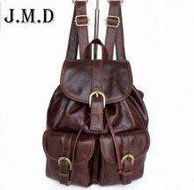 Chaud-vente Sac À Dos de femmes la première couche de sac à dos en cuir femmes rue occasionnel doux gentlewomen petits sacs d'école sac