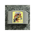 Paper Marioed 64 English Language for 64 bit USA Version Video Game Cartridge Console