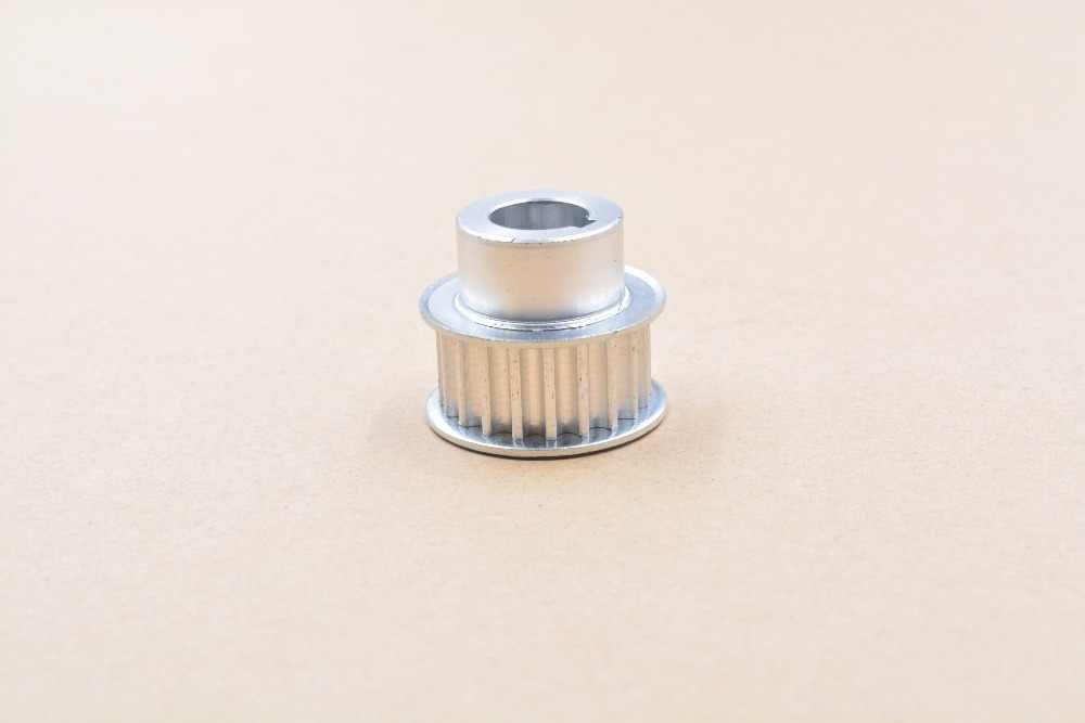 3d drukarki koło pasowe aluminium HTD5M koło rozrządu 20 zęby otwór 14mm koło pasowe do 5 M szerokość pasa 13mm 1 sztuk