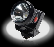 Hot Brighter Wireless Led Mining Headlamp with Color Lens