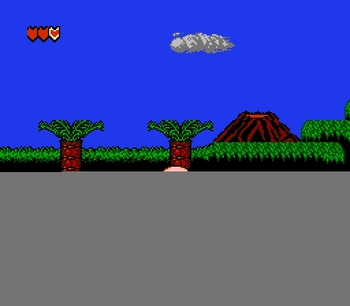 Bonk's Adventure For 72 Pins 8 Bit Game Player 2