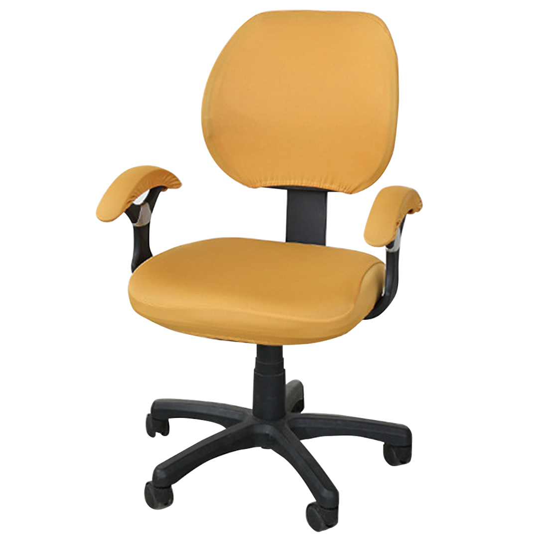 Hot Sale Office Chair Covers Spandex Computer Chair Armrest Cover