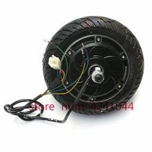 """24V 36V 48V 8 дюймов электродвигатель для ступицы колеса 350W Бесщеточный Non-Шестерни мотор для центрального движения для электрического скутера e-велосипеда мотор для центрального движения колеса """" шин"""