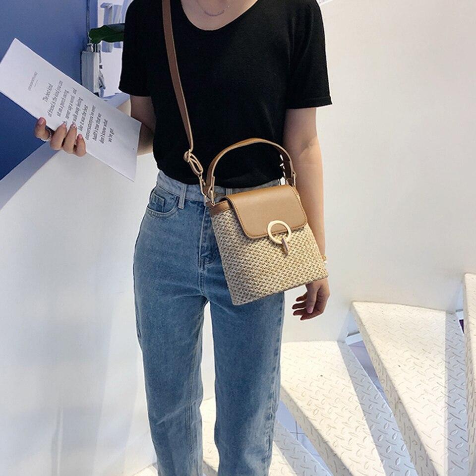 Straw Bucket Bag (18)