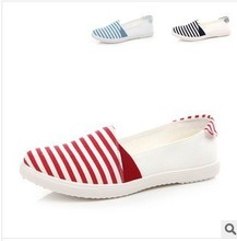 New 2014 fashion high quality canvas women flat shoes women flats and women's spring summer autumn shoes women casual shoes
