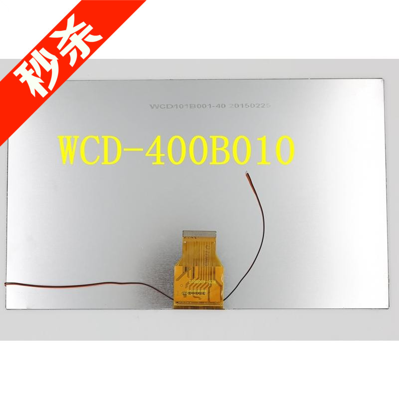 original new 10.1'' inch 10.6''inch Tablet PC WCD-400B010 V-H10140A0FPC0-00 LCD screen Pixels 1024 * 800 a 9 inch touch screen czy62696b fpc dh 0901a1 fpc03 2 dh 0902a1 fpc03 02 vtc5090a05 gt90bh8016 hxs ydt1143 a1 mf 289 090f