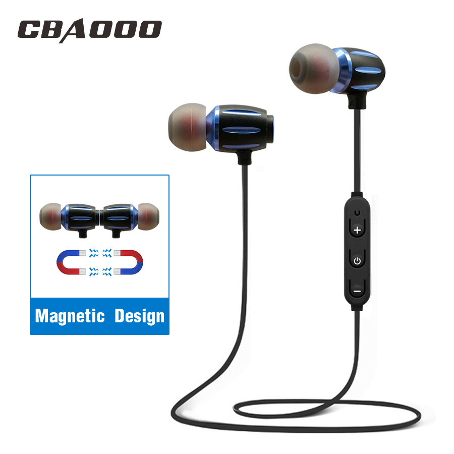 CBAOOO S11 Drahtlose Bluetooth Kopfhörer Sport high fidelity stereo In-ear-ohrhörer Kopfhörer super bass musik headset mit mikrofon