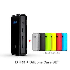 Image 5 - FIIO BTR3 Bluetooth מקלט 4.2 aptXLL אלחוטי Bluetooth אודיו מקלט 3.5mm רכב Aux Bluetooth מתאם עבור רמקול אוזניות