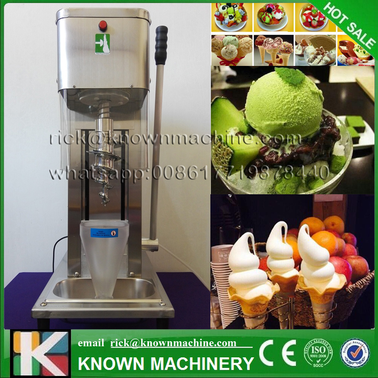 2017 food grade stainless steel shipping by sea CFR price frozen yogurt blending machine ice cream mixer 30% advance payment commercial fish slice cutting machine cfr price shipping by sea hot on promation