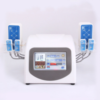 Lipolysis Beauty Machine 14 pads For Salon And Clinic Use With CE Body Slimming Fat Burning Fat Reducing