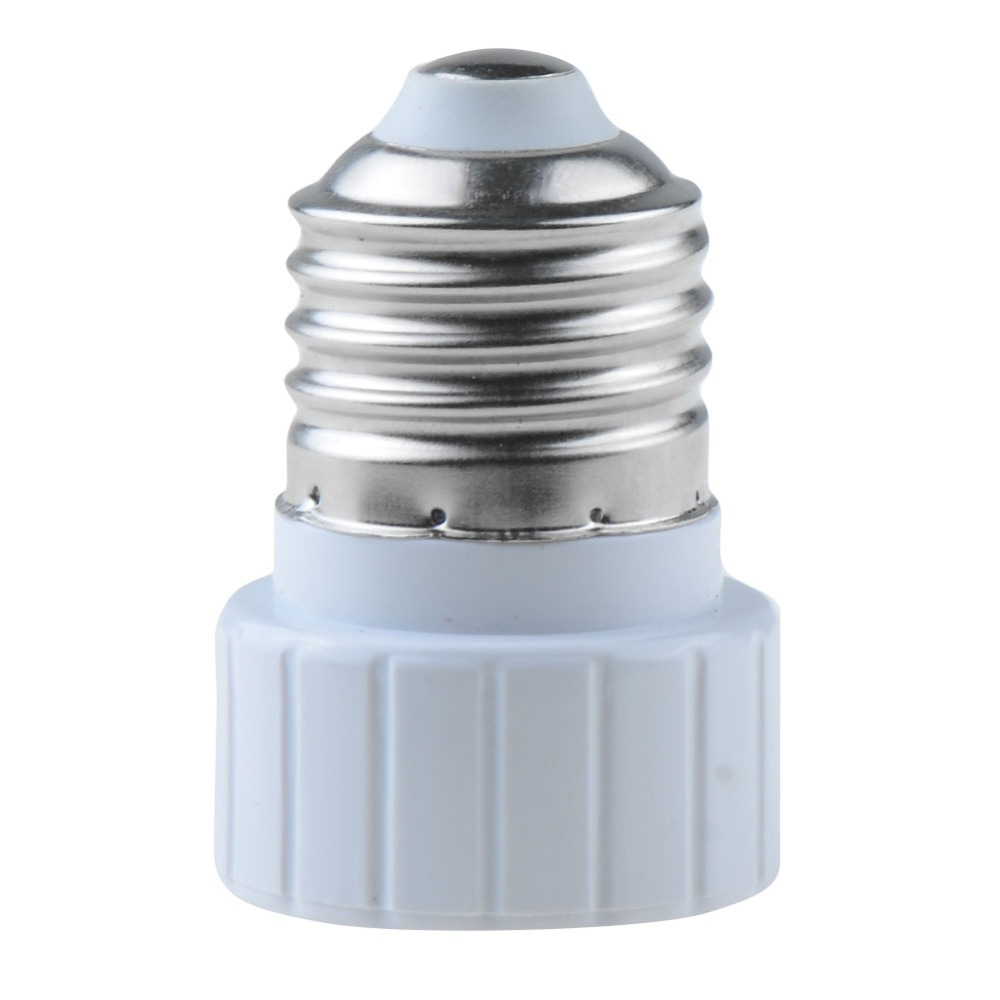 1 PC E27 to GU10 Base LED Light Lamp base Bulbs Adapter Adaptor Socket Converter Plug Extender VED98 P0.4