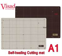 PU Self Healing Cutting Mat With Grid Lines A1 Japan Cutting Mats Cutter Pad For Quilting