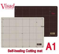 Tapete de corte autocurativo PU con líneas de rejilla A3 Japón 160B tapetes de corte almohadilla de corte para acolchar tabla de corte artesanal