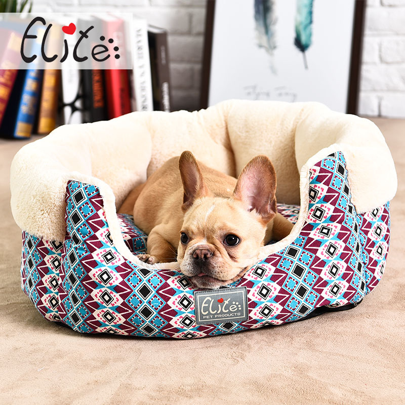 US $25 74 27% OFF|Country style New Kennel Dog Mats Cat litter Half  washable pet litter free shipping-in Houses, Kennels & Pens from Home &  Garden on