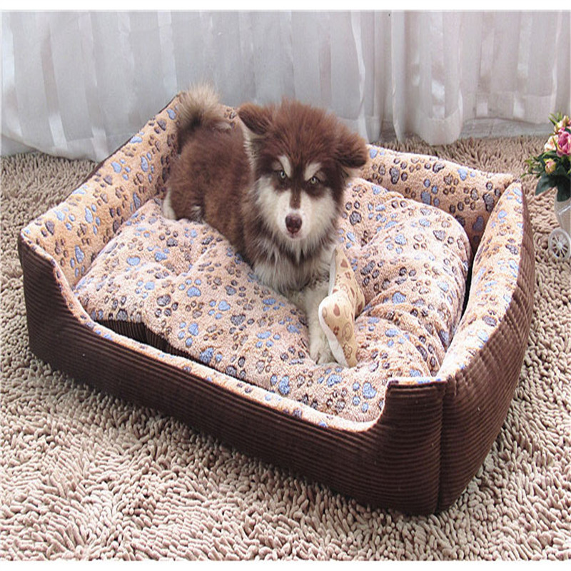 Hot Sale Cat Dog House Warm Winter Spring Pet Mat Cat Nest Cat Supplies 2017 New Style Free Shipping