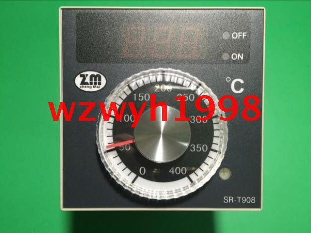 Genuine CAHO gas, electric oven, oven temperature controller SR-T908   k type  0-400 bkc tme7711z intelligent temperature controller tme 7711z scr temperature controller k type 0 400