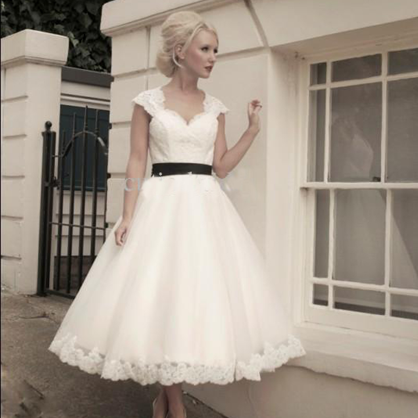 Retro Vintage Wedding Dresses 117