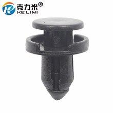 car plastic decorative snaps clips (4 bumper nails)  100pcs /lot