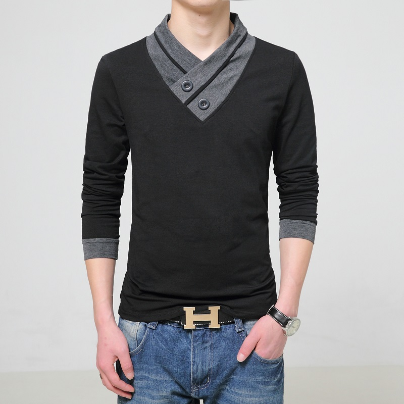 Online Get Cheap Nice Long Sleeve Shirts for Men -Aliexpress.com ...