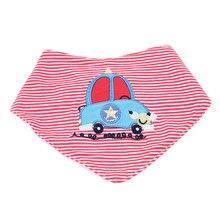 Модный детский портативный двухслойный слюнявчик полотенце высокого качества милые двухкнопочные водонепроницаемые Слюнявчики Детские с использованием горячей продажи 3 шт./компл