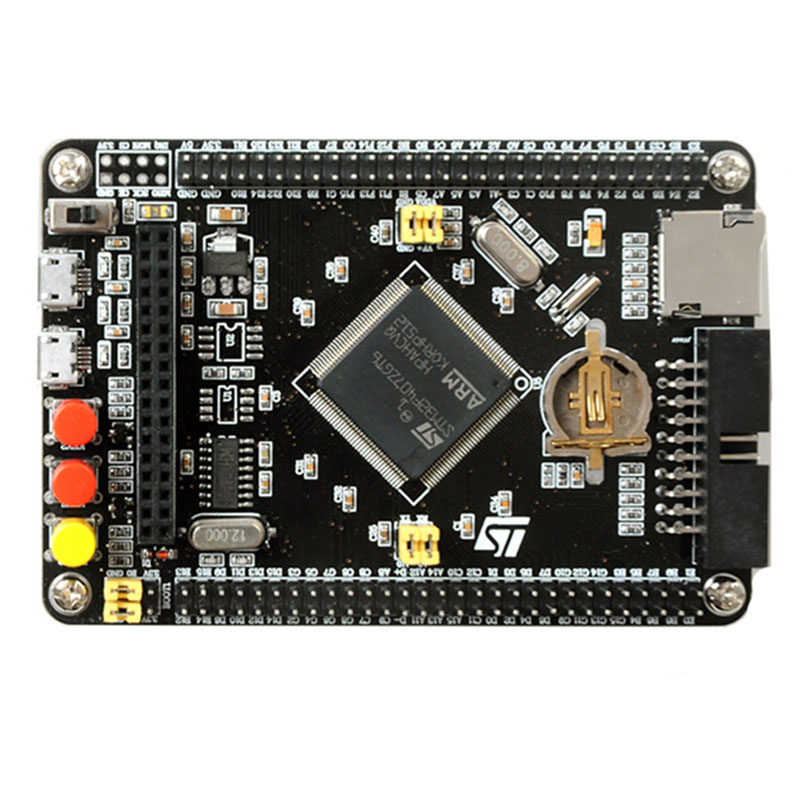 STM32F407ZGT6 Development Board ARM Cortex M4 STM32 Minimum System Board Learning Board-in Integrated Circuits from Electronic Components & Supplies
