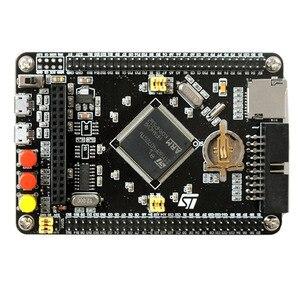Image 1 - STM32F407ZGT6 rozwój pokładzie ramię Cortex M4 STM32 moduł minimum system Board płytka edukacyjna