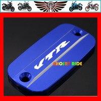 Для HONDA VTR 1000F 1997-2007 мотоцикл передней тормозной жидкости резервуар Кепки крышка