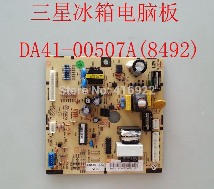 все цены на 95% new good working 100% tested for refrigerator pc board Computer board DA41-00507A(8492) 4100399 on sale онлайн