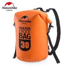 Naturehike 30L 500D Ocean backPack Wading Waterproof Bag Drifting Package Swimming Bag Dry bag