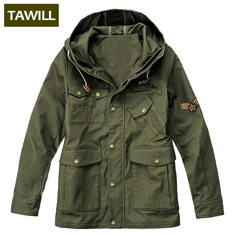 TAWILL Ma-1 Men jacket jean military Plus size 6XL army soldier cotton Air force one clothing Spring Autumn Mens jackets 2601