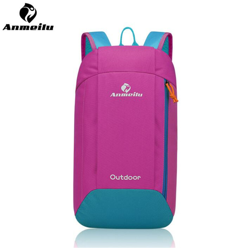 81a9ac74705d ANMEILU 15L Foldable Backpack Waterproof Cycling Backpack Travel Hiking Bag  Stuff Sack Climbing Rucksack Backpack Outdoor Bag-in Climbing Bags from  Sports ...