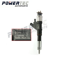 injection 8011 fuel pump truck parts inyector nozzle 095000 8011 common rail diesel injectors