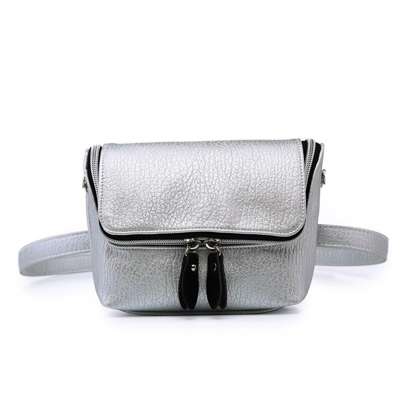 Midja väska för kvinnor mode fanny pack pengar bälte väskor - Bälten väskor - Foto 1