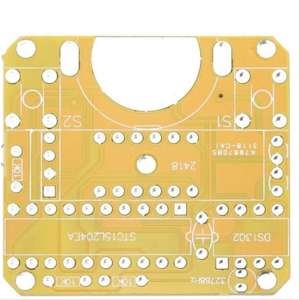 Hot 4 bits digital tube diy kit led digital watch electronic clock hot 4 bits digital tube diy kit led digital watch electronic clock kit microcontroller mcu diy watch free shipping drop shipping in integrated circuits from solutioingenieria Choice Image
