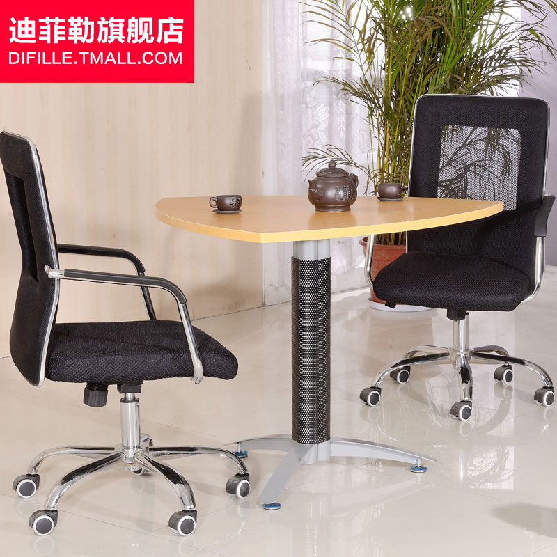 Office Furniture Simple Small Reception Desk Conference Table Coffee - Small office conference table and chairs