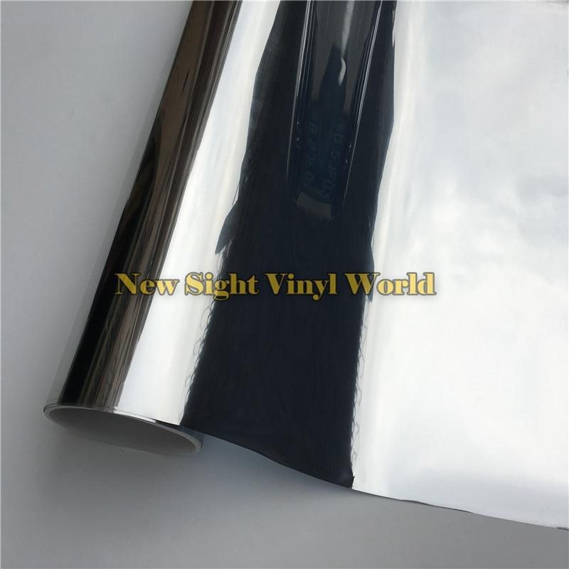 tinta de janela de espelho vlt 5 tinta prateada para vidro buliding de vidro para escritorio
