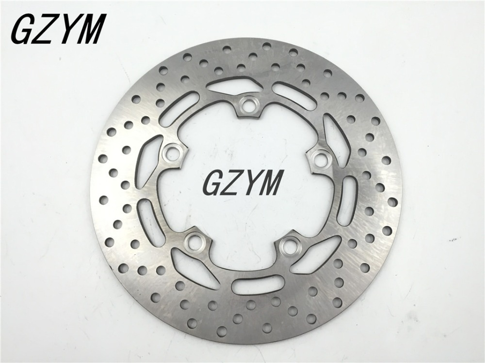 Motorcycle Outer Diameter 245mm Stainless Steel Rear Brake Disc Rotor For YAMAHA FZ6 04-08 MT03 06-11 FZ1S 06-12 FZ1N FZ6 FAZER outer diameter 245mm stainless steel rear brake disc rotor for yamaha yzf600 xt660 xtz660 tdm850 trx850 tdm900 yzf1000 yzf r1