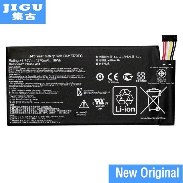 JIGU C11-ME370TG CII-ME370TG Original laptop Battery For Asus Google Nexus 7 for MeMo Pad ME172V 3.75V 16WH