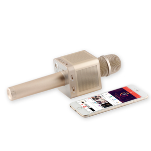 Image 3 - Micro karaoké sans fil MicGeek Q10S de marque originale 2.1 piste sonore dimensionnelle changement de voix 4 haut parleurs Smartphone