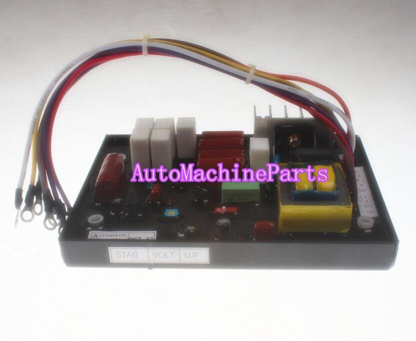 Automatique Régulateur de Tension AVR 220 V/380 V Pour TAIYO DST-51/EDL13000TE/EDL16000TE