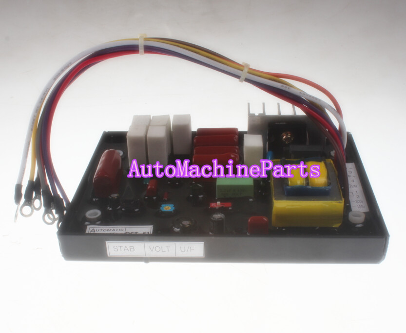 Regulador de voltaje automático AVR 220 V/380 V para Taiyo DST-51/EDL13000TE/EDL16000TE
