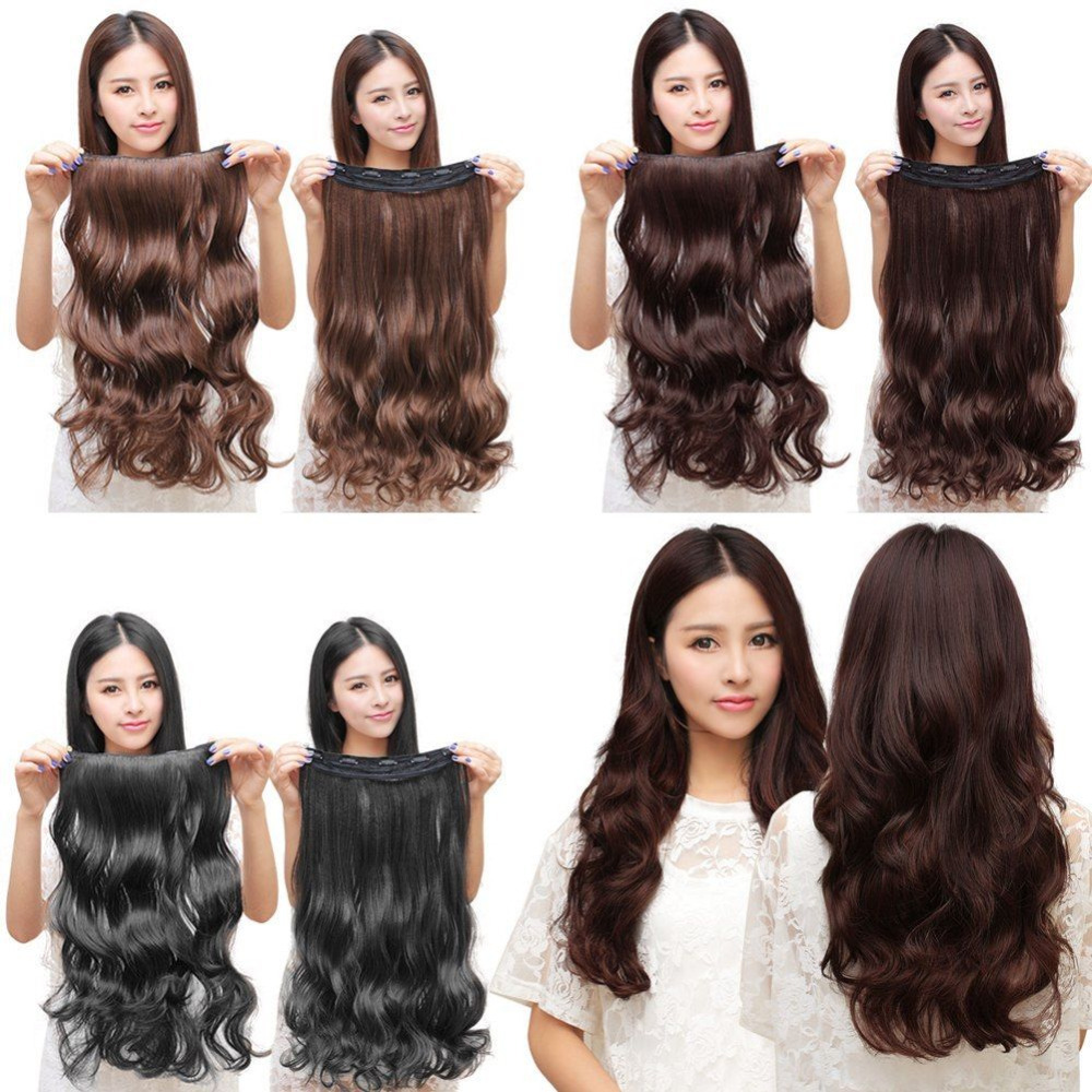 Clearance sale long 29 inch clip in hair extensions natural real clearance sale long 29 inch clip in hair extensions natural real full head hair women lady good quality hair free shipping on aliexpress alibaba pmusecretfo Choice Image