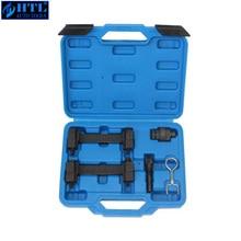 ガレージツールT40070エンジンタイミングツールセットアウディA6 2.4 Q7 3.2 fsi V6、V8、V10