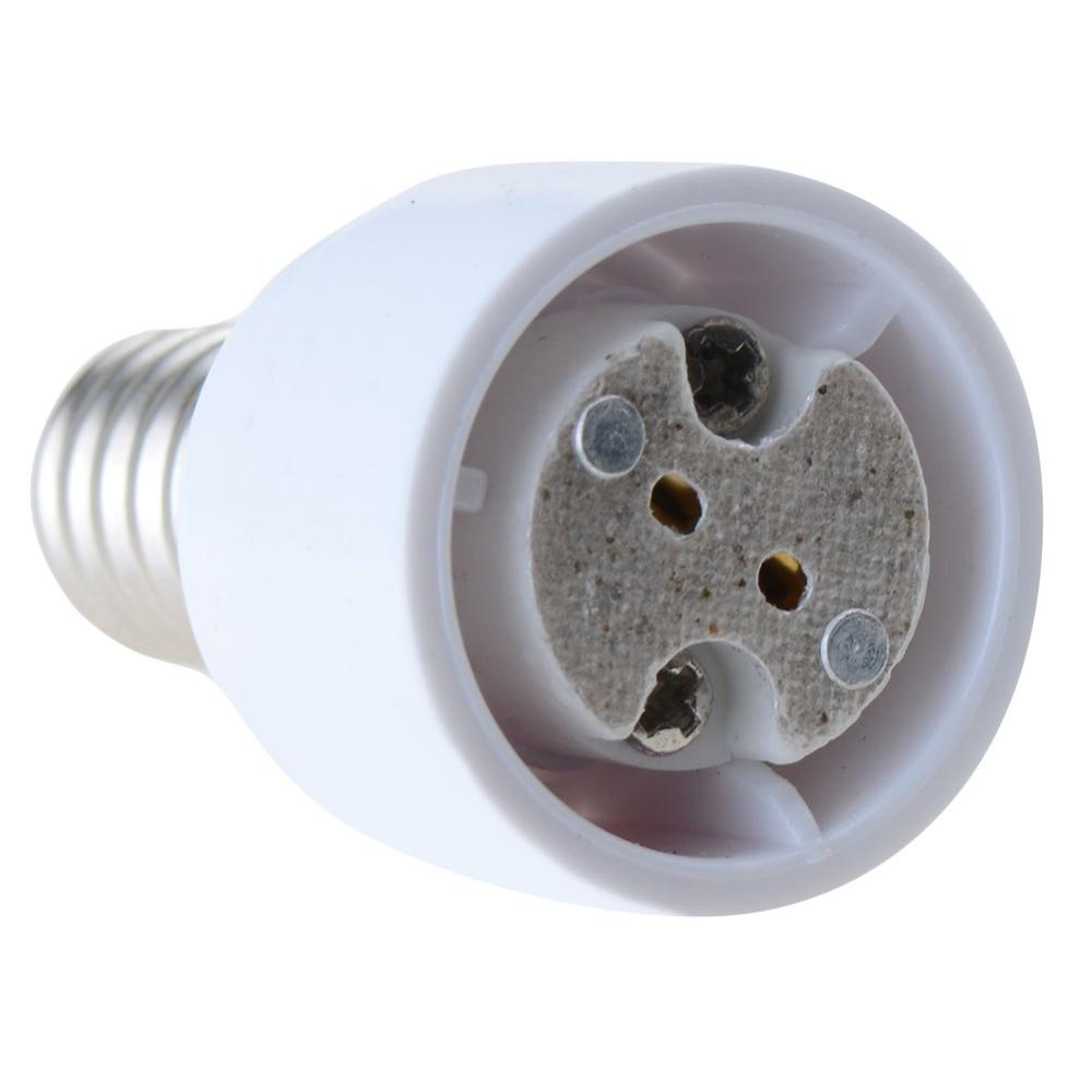 E14 To MR16 Base Socket Adapter Converter For LED Light Lamp Bulb