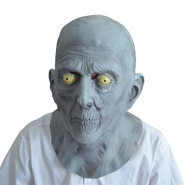 Used Alien Bees For Sale: Aliexpress.com : Buy Halloween Terror Mask Old Man Elderly