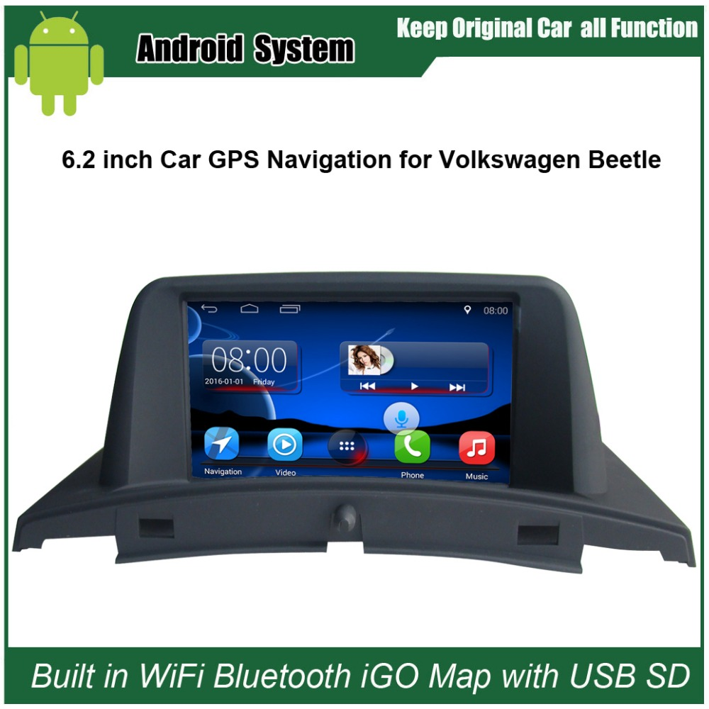 ch Android Car GPS Navigation for Volksw
