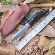 Cutter straight knife survival self-defense carry knives of high hardness outdoor must-have collection of knives